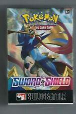 Pokemon Tcg Sword and Shield Build & Battle Box