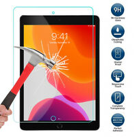 For iPad 10.2 inch 7th Generation 2019 HD Tablet Tempered Glass Screen Protector