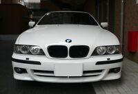 Für BMW E39 Nieren Kühlergrill Sport Front Grill Limo Schwarz 5er M5 1995-2004
