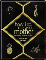 HOW I MET YOUR MOTHER intégrale Coffret 9 saisons 28 Dvd