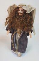 Paradise Galleries Treasury Collection Joseph Nativity Scene Porcelain Doll