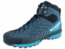 SCARPA Mescalito Mid GTX Outdoor Herren Wander Stiefel ottanio lake blue / Leder