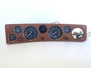 Triumph Dolomite Sprint Instrument cluster with Smiths gauges - 2000, 2500TC etc