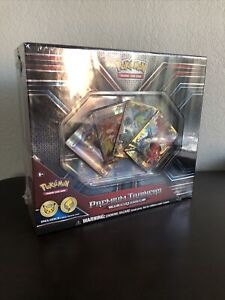 Pokemon TCG 2017 Premium Trainer XY Collection Box Set - New, Sealed