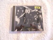 """Kix """"Same"""" 1981 cd  Atlantic Records Printed in USA New"""