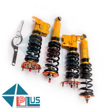 24-Way Adj. Height+Damper Coilovers Coil Strut For Nissan S13 Silvia 200SX 240SX
