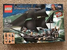LEGO 4184 The Black Pearl Pirates Of The Caribbean Ship NEW