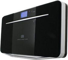 Soundmaster DISC4020 Designer-Stereoanlage Radio und CD-Player LCD-Display