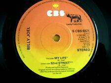 BILLY JOEL = MY LIFE / 52nd STREET - CBS ISSUE1978 - EXCELLENT VINYL