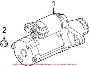 Genuine OEM Starter Motor for Lexus 281002804184