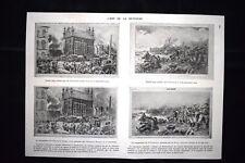 The Illustrated London News Weiner Illustrirte Zeitung WW1 Guerra 1914 - 1918