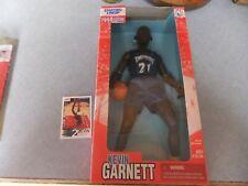"1998 NBA Starting Lineup SLU Kevin Garnett Minnesota Timberwolves 12"" Figure NIP"