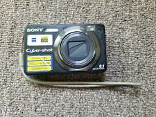 SONY DSC-W150 8.1MP Digital Camera - Black (w/ accessories-Battery not included)