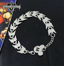 Kingdom Hearts Bracelet Sora Couronne METAL Charm Bracelet Pendentif Bracelet chaîne