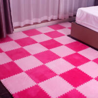 HQ Kids Interlocking Puzzle Rubber Foam Crawling Mat Tile Floor Mat 300*300*10mm