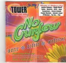 (EZ421) No Curfew, Music, Videos, Websites by Tower Music - sealed CD