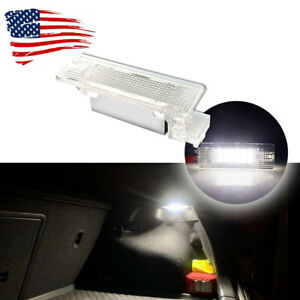 White LED Trunk Cargo Area Light For SEAT Alhambra Altea Ibiza Toledo Leon Vario