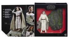 Star Wars Luke Skywalker Jedi Master AHCH-à Island Black Series 6 In (environ 15.24 cm) Figure
