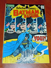 DETECTIVE COMICS #408 (1971)  VF (7.5) cond. NEAL ADAMS Classic GOTHIC Story