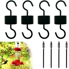 6Pcs Ant Moat for Hummingbird Feeder Authentic Trap Gets Rid of Ants Fast