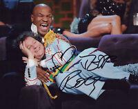 JEFF ROSS signed Autographed 8X10 PHOTO b PROOF - MIKE TYSON Roast Master COA