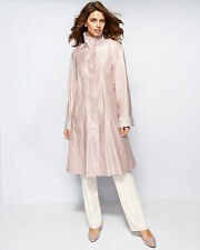 Artigiano Button Through Swing Mac Pink Size UK 12 RRP £179 TD074 03 A