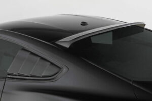 Fits 15-20 Mustang GTS Solarwing Acrylic Rear Window Deflector Spoiler NEW 51255