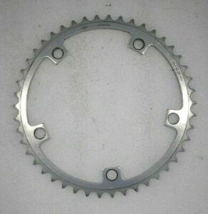 SR Sakae chainring, 46T, 144mm BCD, vintage