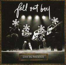 FALL OUT BOY Live In Phoenix CD - Excellent Condition