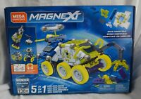 Mega Construx MAGNEXT 5-IN-1 Mag-Explorers Space Rover New