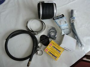 Mercruiser Alpha 1 Outdrive Parts,  Assorted Collection of New & Used Parts
