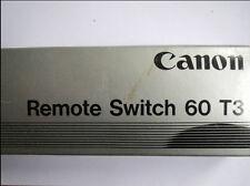 Canon remote Switch T 60