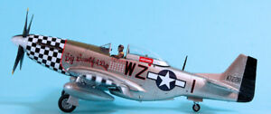 North American P-51D Mustang 8th A.F Aces Tamiya - Nr. 61089 - 1:48