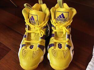 Kobe bryant Adidas Crazy 8 PE US 8.5 Player Edition  Lakers