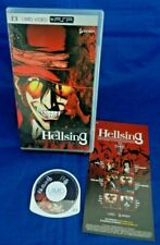 PSP UMD Video; Hellsing Impure Souls, Disc LN, w/ Insert, Rated 16 & Up, Free SH