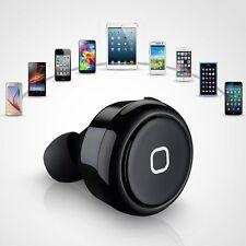 Versione Nuova  Mini Auricolare Wireless Bluetooth 4.0 senza Fili con Microfono
