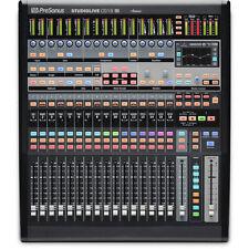 Presonus StudioLive CS18AI Ethernet AVB & MIDI Control Surface + Built-In Audio