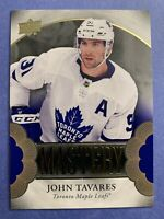 2018-19 Upper Deck Mastery Exclusives #M-A John Tavares Toronto Maple Leafs SP
