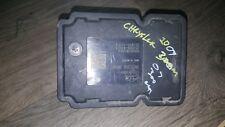2007 crysler 300m antilock brake controller