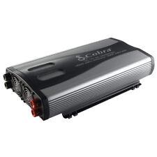 Cobra 2500-5000W 12V DC to 120V AC Car Power Inverter, 3 Outlets + USB | CPI2575