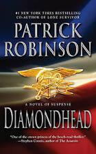 Diamondhead BRAND NEW BOOK by Patrick Robinson (Paperback, 2010)