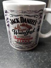 JACK DANIEL'S WINTER JACK CIDER mug