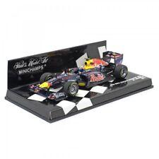 Minichamps 1:43 Red Bull F1 RB7 Mark Webber