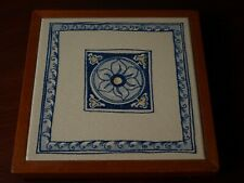 CERAMIC TILE POT STAND