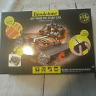 Brookstone Construct Your Own OFF ROAD R/C Stunt Car 392 Pieces G-110