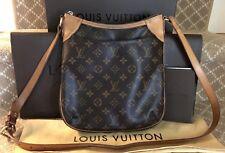 Authentic Louis Vuitton Odeon PM, receipt, box,dust bag