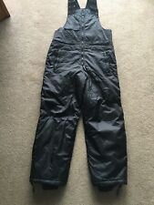 Cirolux Hjc Small Snow Pants Bibs Snowmobiling Black Overalls Thick Insulation!