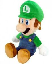 Nintendo New Super Mario Bros Wii Luigi 9-Inch Plush [Sitting]