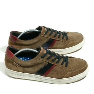 Pikolinos Mens Casual Sneakers Shoes Brown Suede Lace Up Size 46 EU - 12.5 US