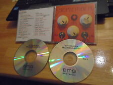 RARE PROMO BMG Chrysalis publishing 2x CD Ryan Adams BEBE REXHA Wiz Khalifa CFO$